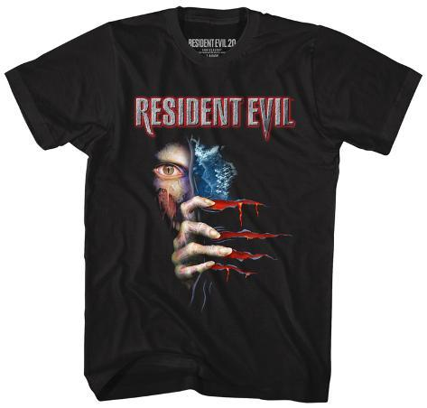 Resident Evil- Peek-A-Boo T-shirt