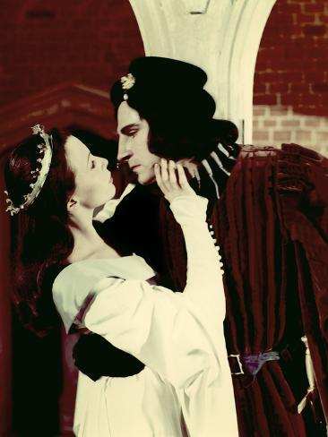 Richard III, Claire Bloom, Laurence Olivier, 1956 Photographie