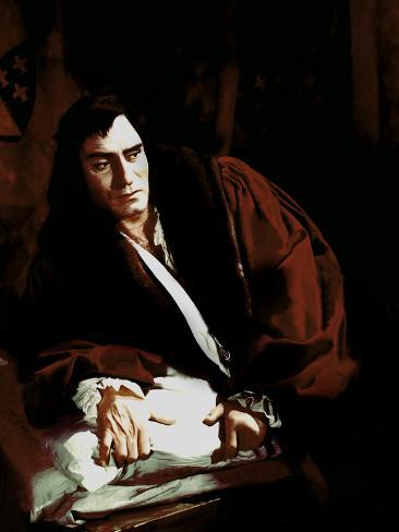 Richard III, Sir Laurence Olivier, 1956 Photographie