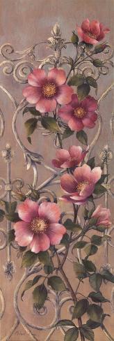 Romantic Garden II Reproduction d'art