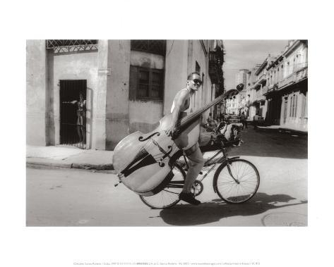 Cuba, 1997 Reproduction d'art