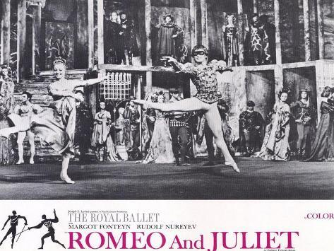 Romeo and Juliet, 1966 Reproduction d'art