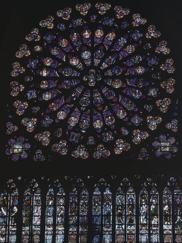 Rosace de Notre-Dame de Paris Autre