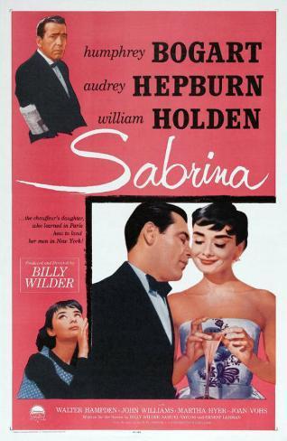 Sabrina Affiche originale
