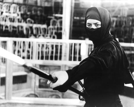 Sh? Kosugi - Ninja III: The Domination Photographie