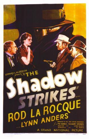 Shadow Strikes Affiche originale