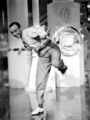 Shall We Dance, Fred Astaire, 1937 Photographie