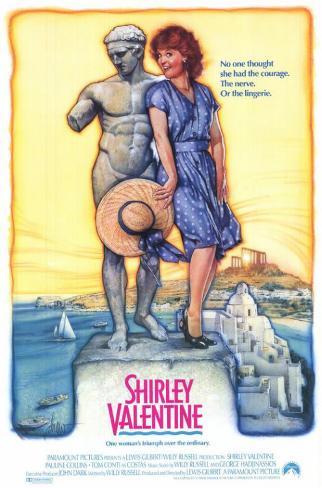 Shirley Valentine Affiche originale