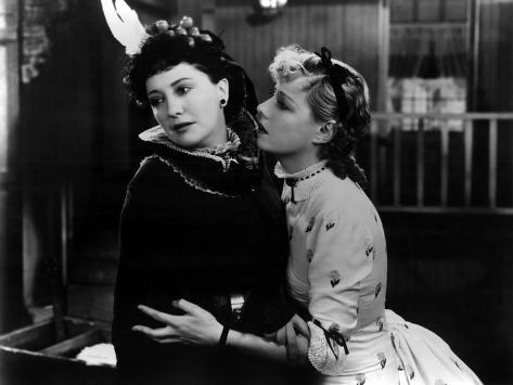 Show Boat, Helen Morgan, Irene Dunne, 1936 Photographie