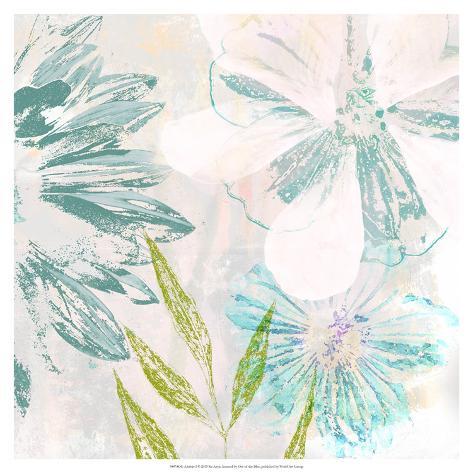 Azulejo I Reproduction d'art