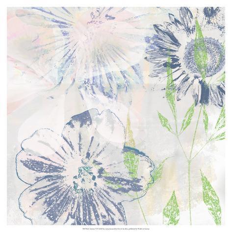 Azulejo VI Reproduction d'art