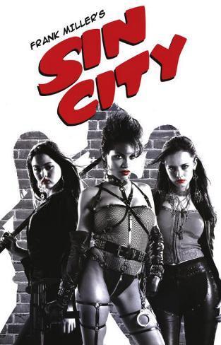 Sin City Affiche originale