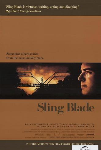 Sling Blade Affiche originale