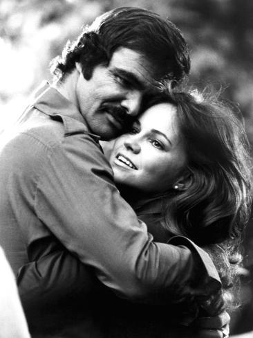 Smokey and the Bandit, from Left: Burt Reynolds, Sally Field, 1977 Photographie