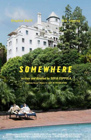 Somewhere Affiche originale