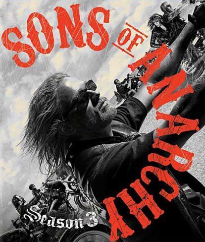 Sons of Anarchy (Série télévisée) Affiche originale