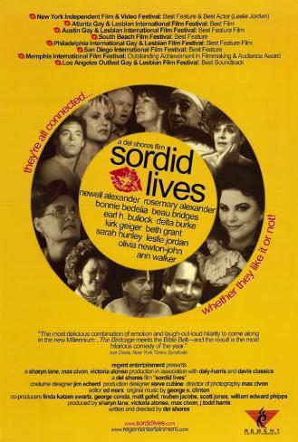 Sordid Lives Affiche originale