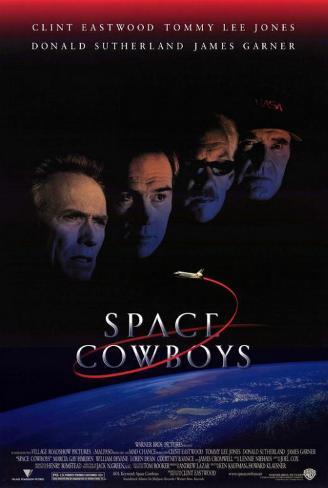 Space Cowboys Affiche originale