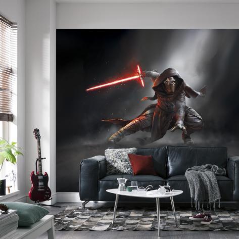 Star Wars Kylo Ren Papier Peint Sur Allposters Fr