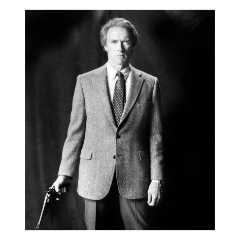 Sudden Impact, Clint Eastwood, 1983 Photographie