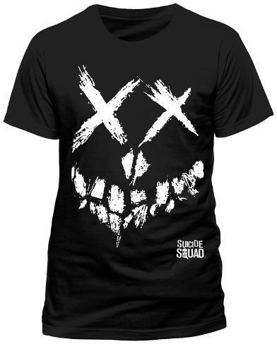 Suicide Squad- Lights Out Smile T-shirt