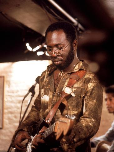 Super Fly, Curtis Mayfield, 1972 Photographie
