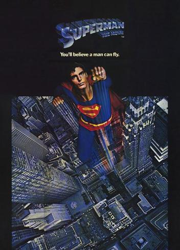 Superman: The Movie Affiche originale