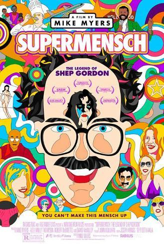Supermensch: The Legend of Shep Gordon Affiche originale