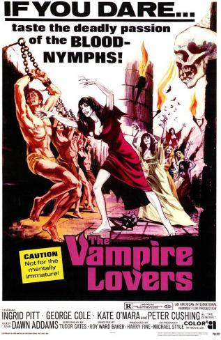 Supportrices des « Vampires » Affiche originale