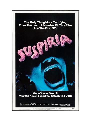 Suspiria, 1977 Photographie