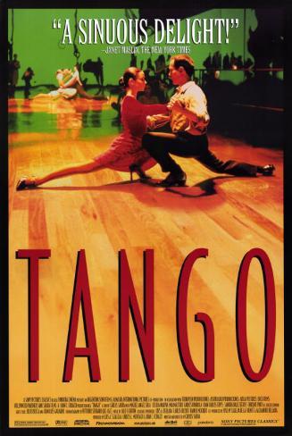 Tango Affiche originale