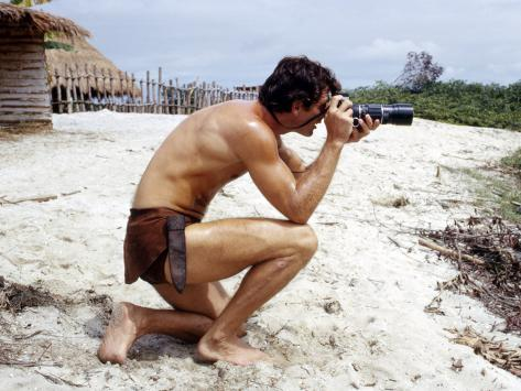 Tarzan Photographie