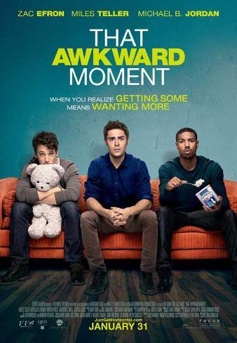 That Awkard Moment Poster