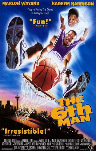 The 6th Man (sortie vidéo) Poster