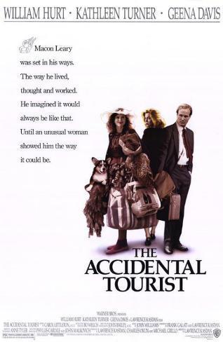 The Accidental Tourist Affiche originale