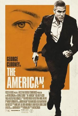 The American - Norwegian Style Poster