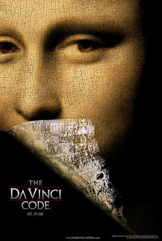 The Da Vinci Code Affiche originale