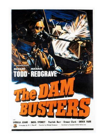 The Dam Busters, (aka The Dambusters), 1955 Photographie