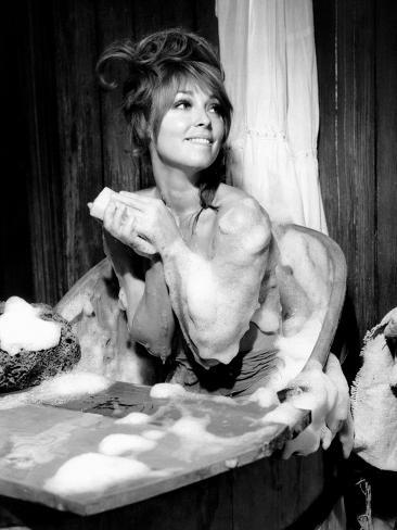The Fearless Vampire Killers, (aka Dance of the Vampires), Sharon Tate, 1967 Photographie