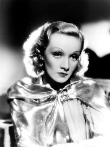 The Garden of Allah, Marlene Dietrich, 1936 Photographie