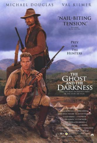 The Ghost and the Darkness Affiche originale