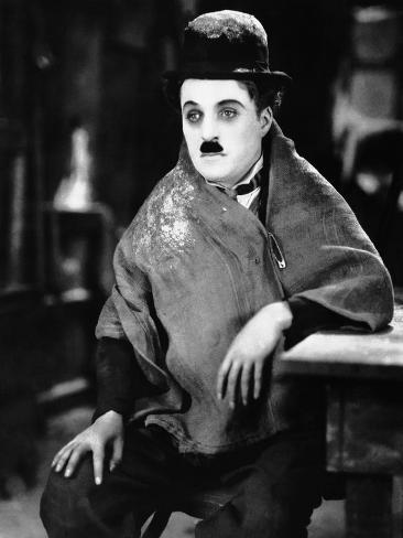 The Gold Rush, Charles Chaplin, 1925 Photographie