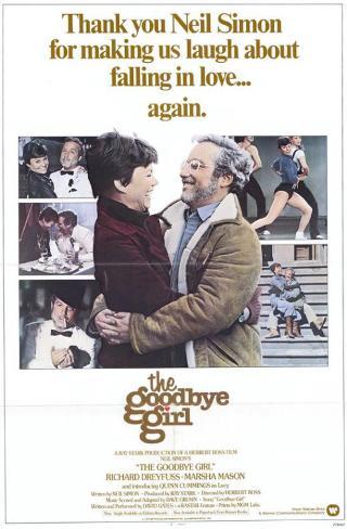 The Goodbye Girl Affiche originale