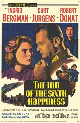 The Inn of the Sixth Happiness Affiche originale