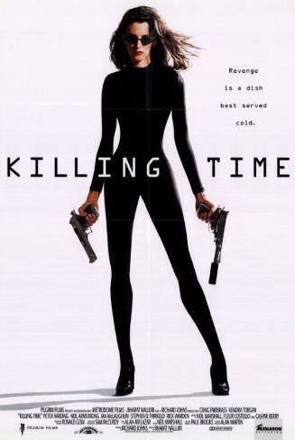 The Killing Time Affiche originale