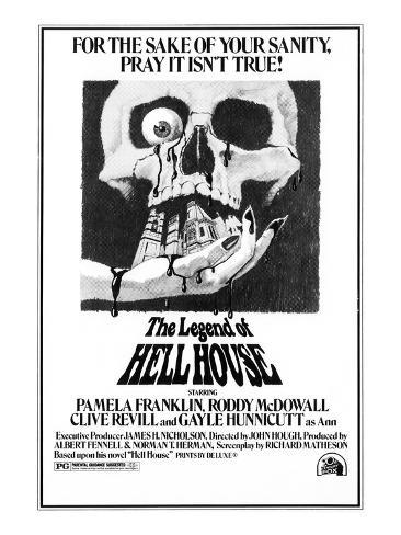 The Legend of Hell House, 1973 Photographie