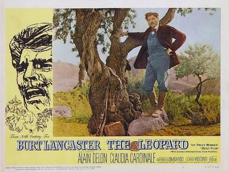 The Leopard, 1963 Reproduction d'art
