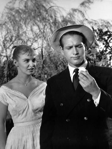 The Long, Hot Summer, Joanne Woodward, Paul Newman, 1958 Photographie