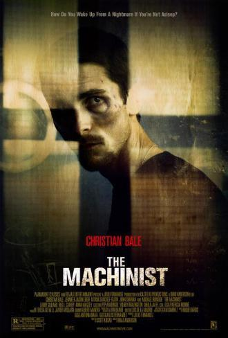 The Machinist Affiche originale