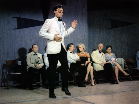 The Nutty Professor, Jerry Lewis, 1963 Photographie